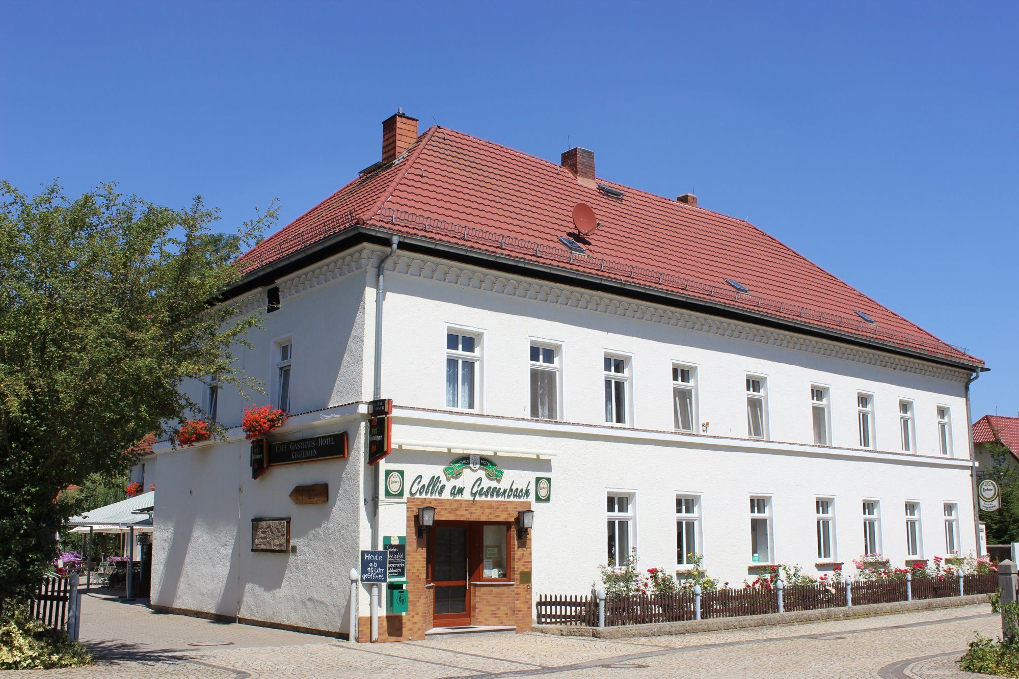 Hotel Collis am Gessenbach