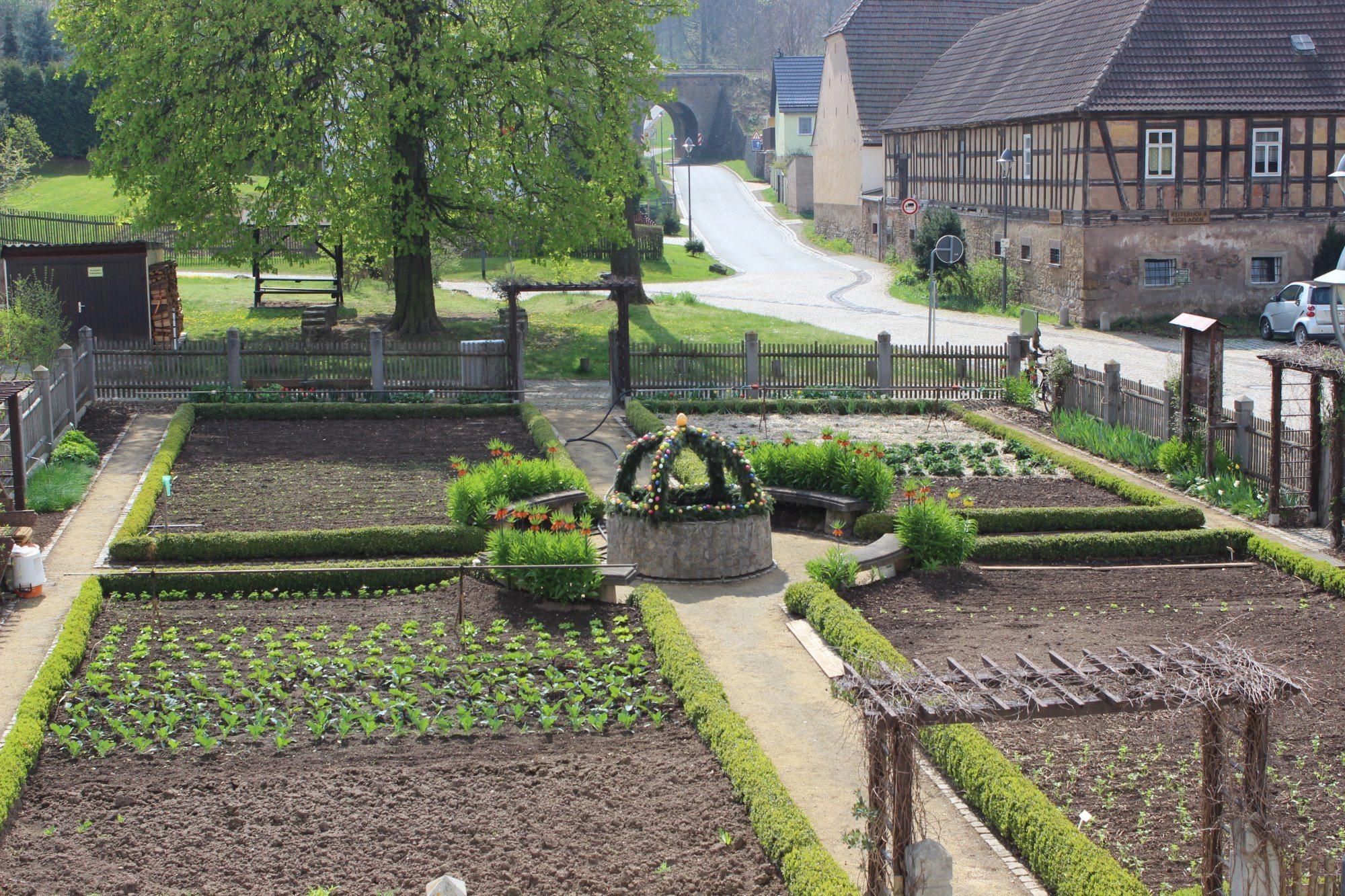 Bauerngarten Collis Ostern 2