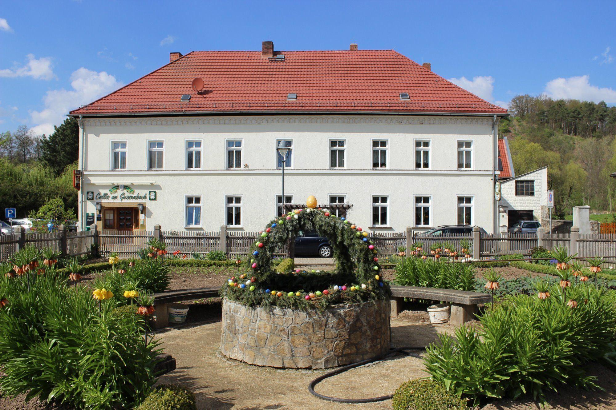 Bauerngarten Collis Ostern